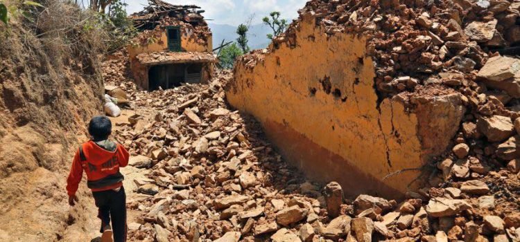 Nepal Earthquake report 15th May