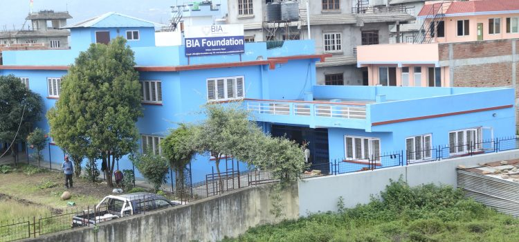 Inauguration of BIA Foundation's New Branch at Kirtipur