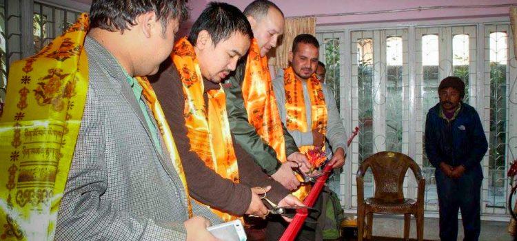 BIA Tailoring Institute inauguration